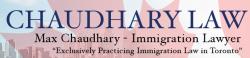Max Chaudhary logo