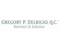 Greg DelBigio logo