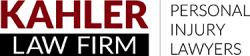 Christine Kahler - Kahler Personal Injury Law Firm logo