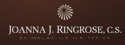 Joanna J. Ringrose logo