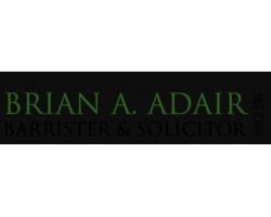 Brian A. Adair logo