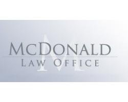 Philip M. McDonald logo