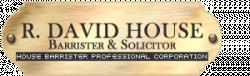 R. David House logo