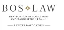 DAVID A. BERTSCHI logo