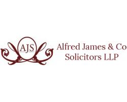 Alfred James & Co Solicitors LLP logo