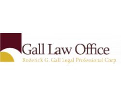 Roderick G. Gall logo