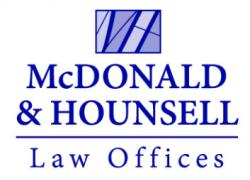 Tobias F. McDonald, Q.C. logo