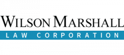 Wilson Marshall Law Corporation logo