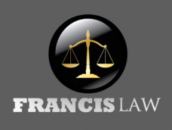 FRANCIS LAW logo