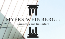 Myers Weinberg LLP logo