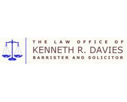 The Law Office of Kenneth R. Davies logo