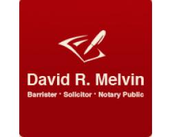 David R. Melvin logo
