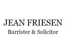Jean Friesen logo