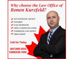 Kurzfeld Immigration Law Firm logo
