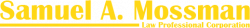 Samuel A. Mossman logo