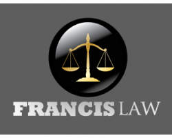 FRANCIS LAW logo