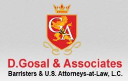 DILRAJ SINGH GOSAL, BA, LL.M., JD. logo