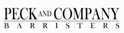 Richard C.C. Peck logo