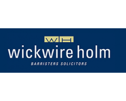 wickwire holm logo