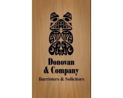 Donovan & Company logo