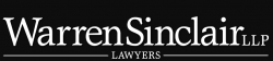 Warren Sinclair LLP logo