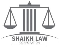 SHAIKH LAW FIRM logo