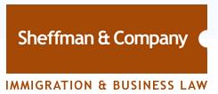 Robert (Robbie) S. Sheffman logo