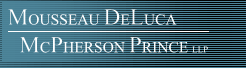 Thomas Robert Porter logo