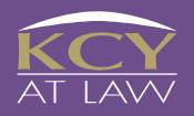KCY at LAW logo