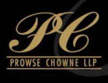 Prowse Chowne LLP logo