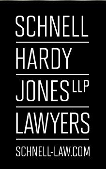 SCHNELL HARDY JONES LLP logo
